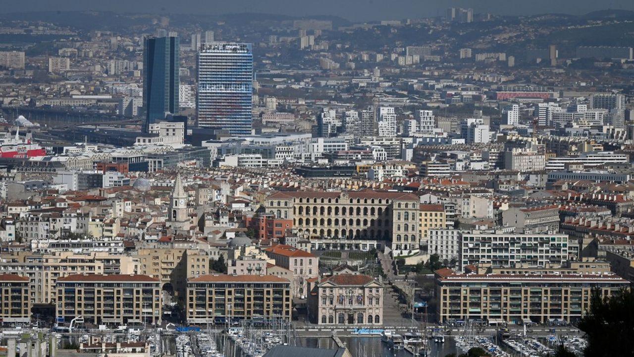 Avec près de deux millions d'habitants, Aix-Marseille est la première métropole après celle du Grand-Paris.