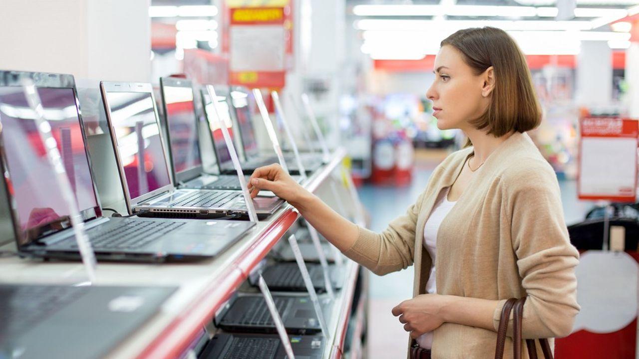 Les vendeurs de PC enregistrent de fortes hausses des ventes ces dernières semaines.