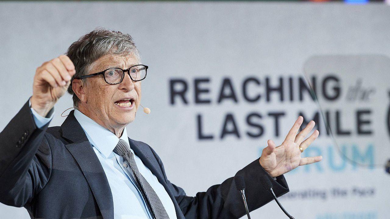 Le fondateur de Microsoft Bill Gates veut se consacrer davantage à sa fondation philanthropique.