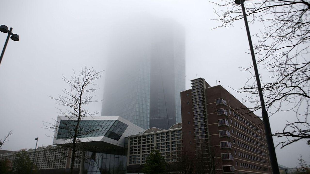 La Banque centrale européenne a adopté jeudi dernier un paquet de mesures de soutien à la zone euro.