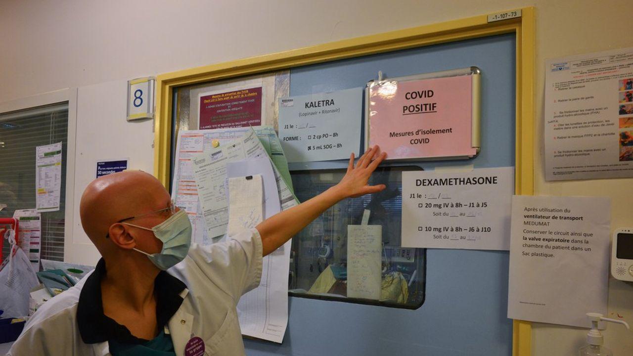 Le bilan du coronavirus s'alourdit en France.