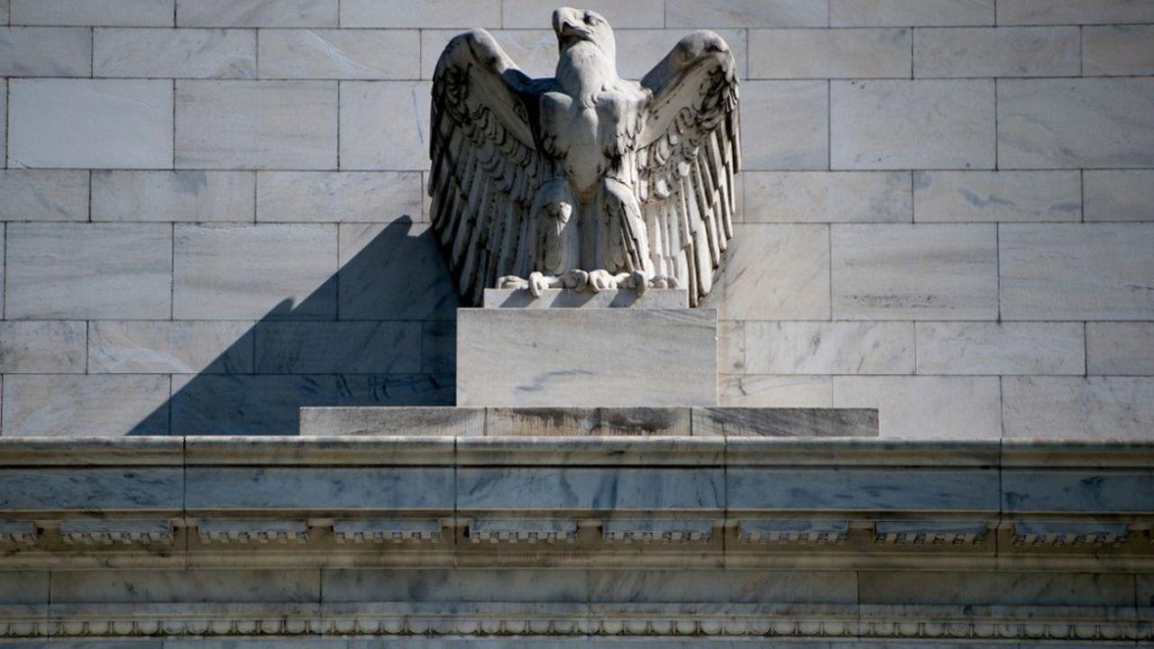 Les bureaux de la Federal Reserve à Washington