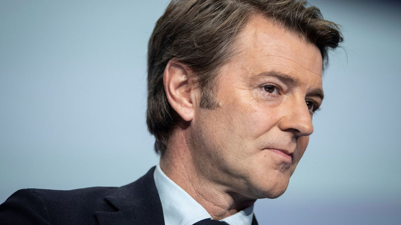 François Baroin a été réélu maire de Troyes dès le premier tour.