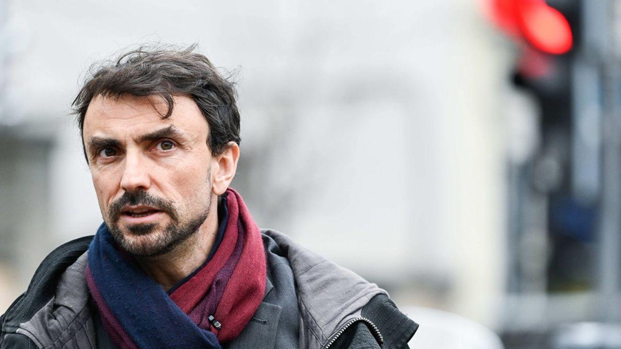 Gregory Doucet, candidat EELV, met un terme à des années de gestion de la Ville par Gérard Collomb.