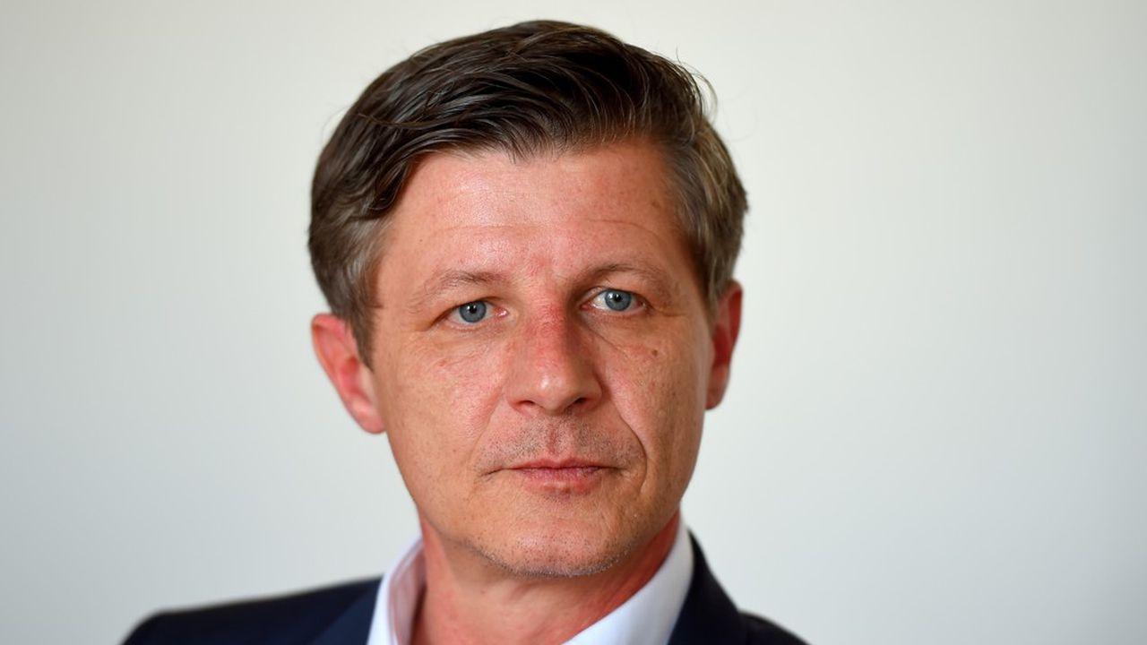 Le maire sortant de Bordeaux, Nicolas Florian (LR), est arrivé de justesse en tête du premier tour des élections municipales.