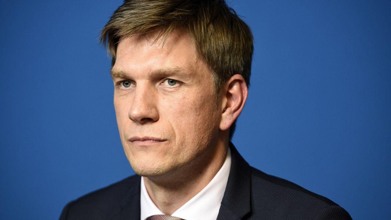 Mathieu Klein.