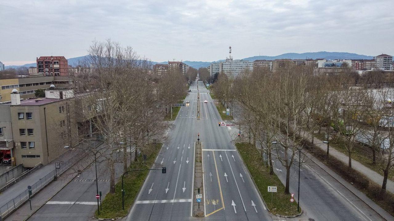 Turin, le dimanche 15mars.
