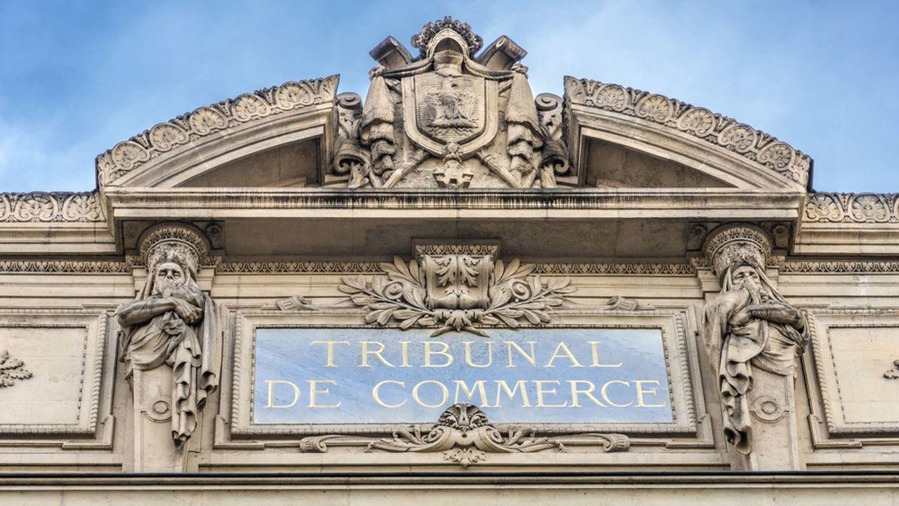 Les 134tribunaux de commerce de la métropole alertent les dirigeants sur la nécessité d'anticiper les difficultés.