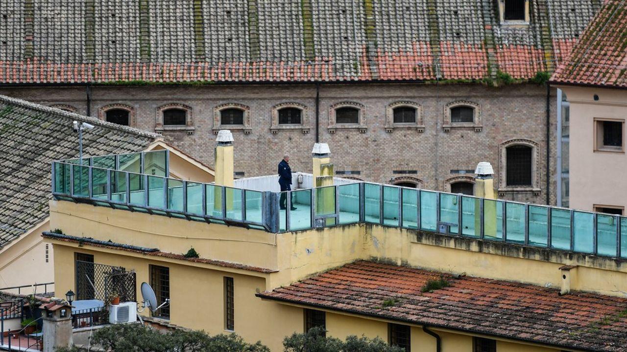 En France, le taux de densité carcérale est désormais de 116%, voire de 138% dans certains établissements.