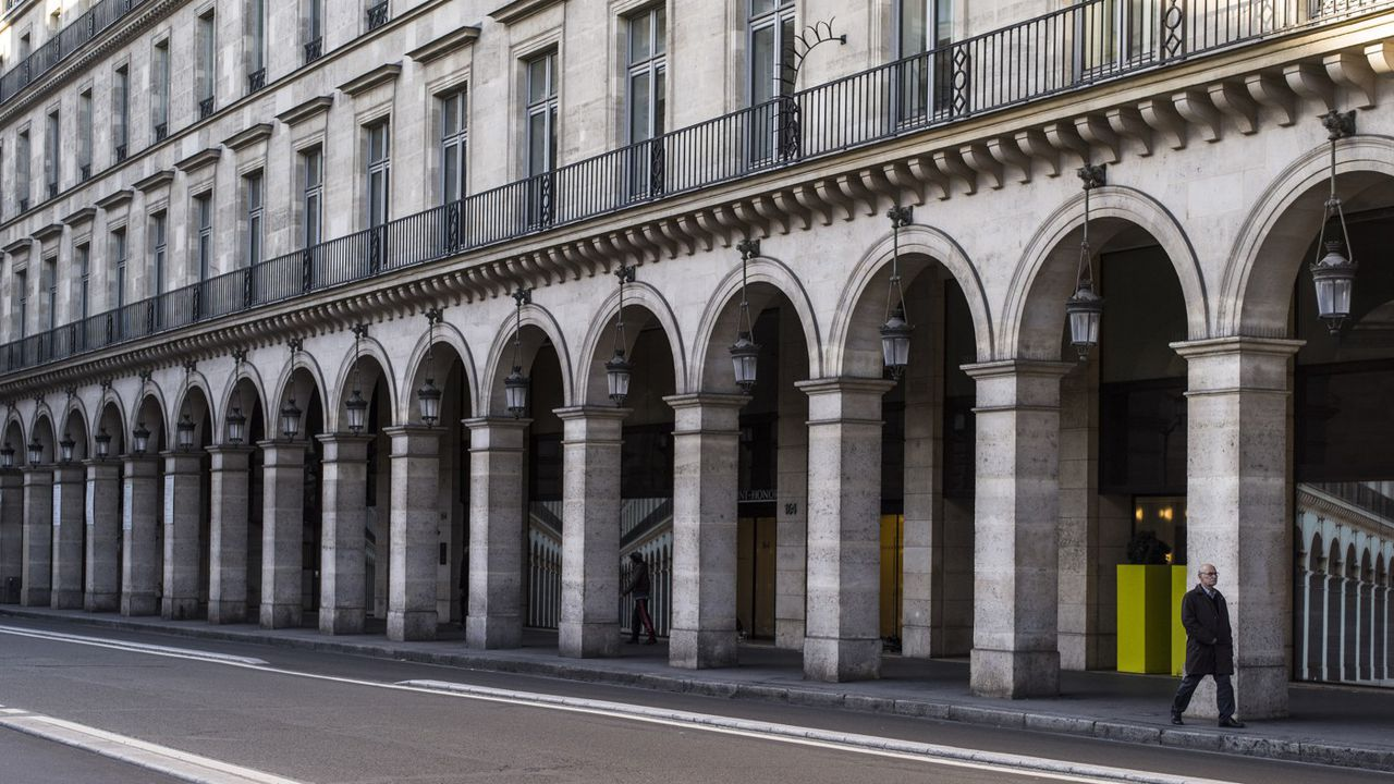 Coronavirus : Paris confiné