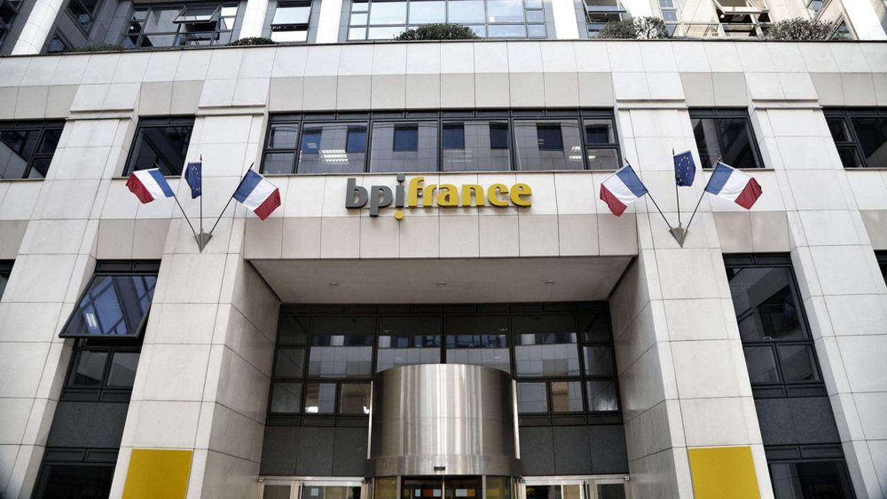 Bpifrance, dirigé par Nicolas Dufourcq, a mis à disposition des moyens de 3 milliards d'euros.