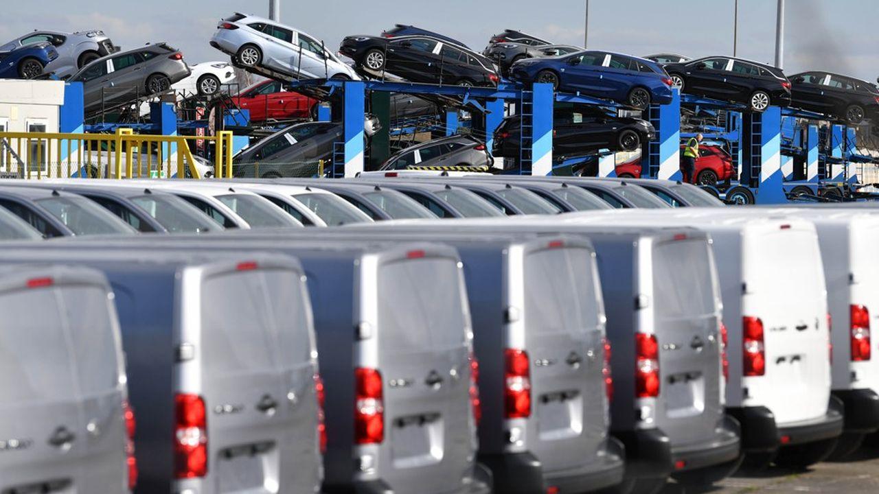 PSA a annoncé lundi la fermeture jusqu'au 27mars de ses usines de production automobile en Europe en raison de la propagation du nouveau coronavirus.