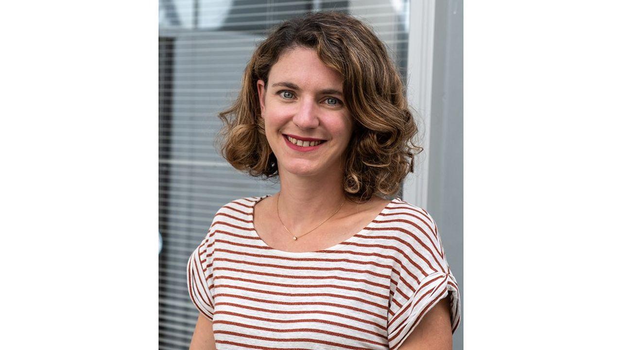 Carole Zisa-Garat, présidente et fondatrice de la société toulousaine Telegrafik.