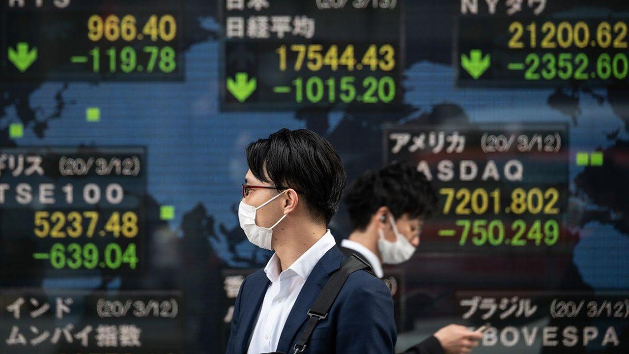 Le Nikkei a résisté après la déroute de Wall Street.