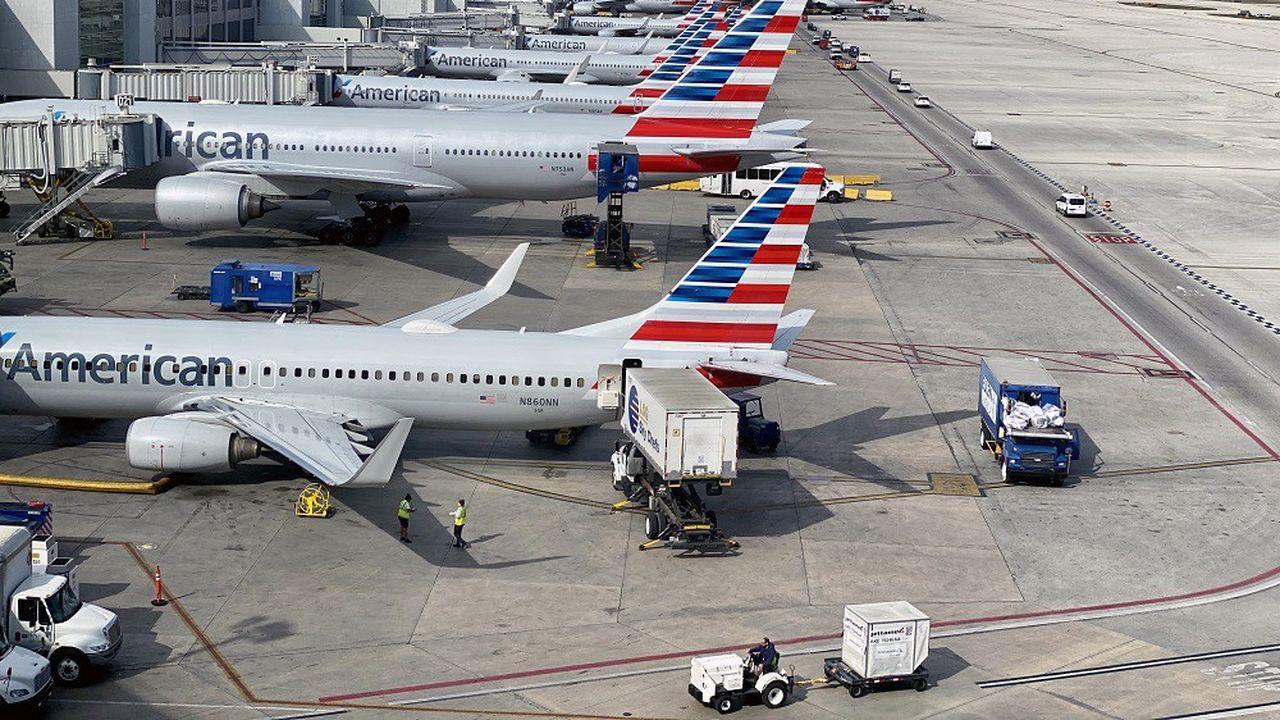 American Airlines va fortement réduire ses capacités pour les liaisons internationales.