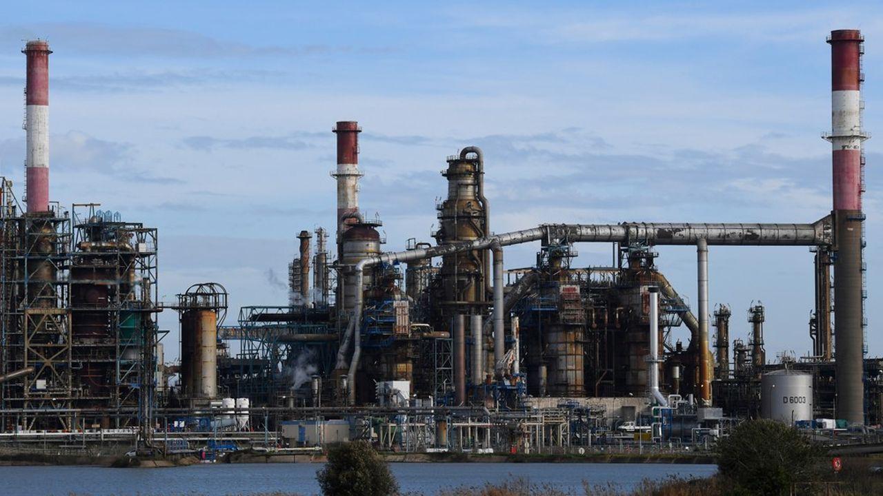 La modernisation de la raffinerie répond au durcissement des normes européennes sur la qualité les carburants produits.