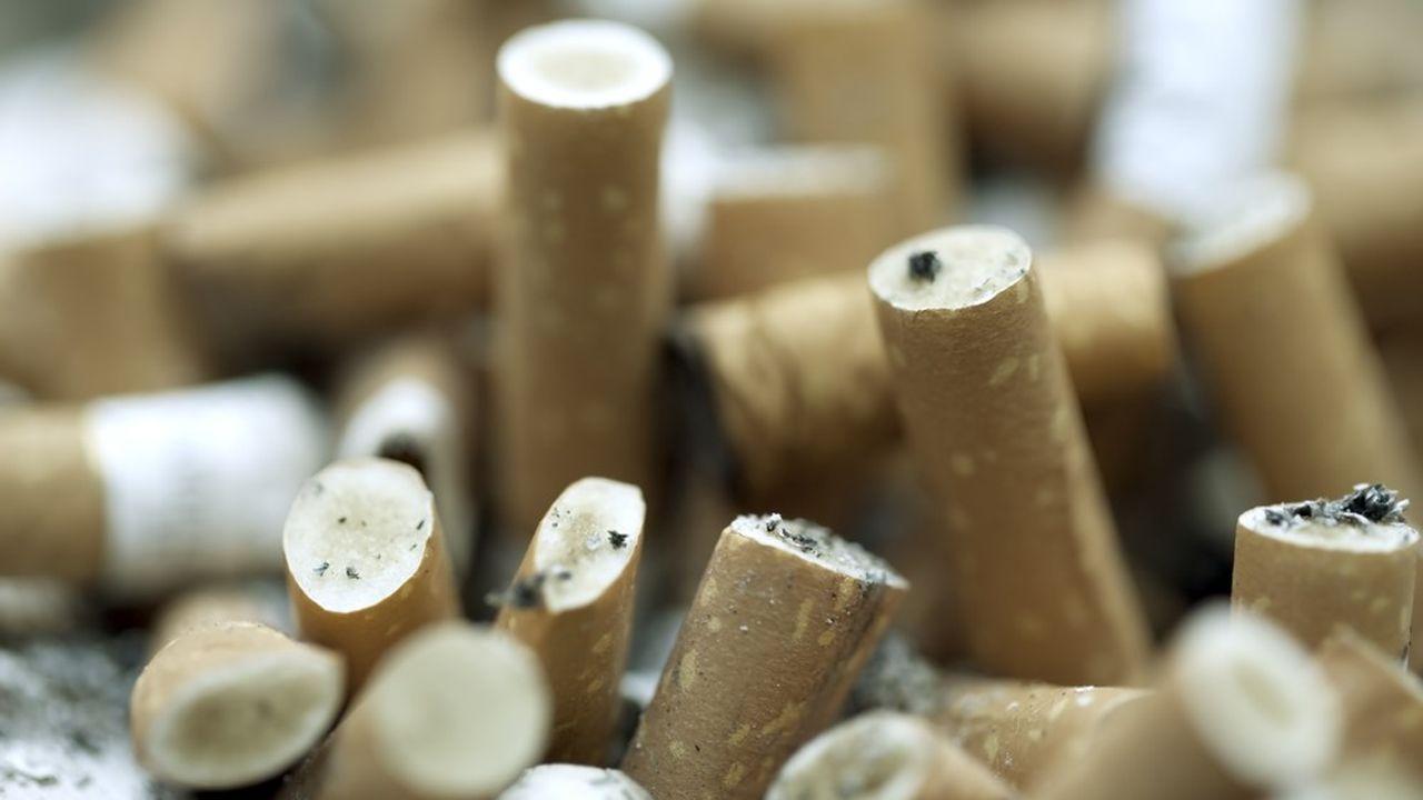 Parmi les projets récompensés figure la production d'un isolant à partir de mégots de cigarettes.