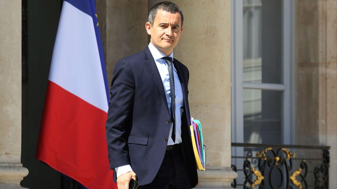 Pour Gérald Darmanin, le ministre des Comptes publics, la France «ne lésinera pas sur les moyens en temps de guerre».