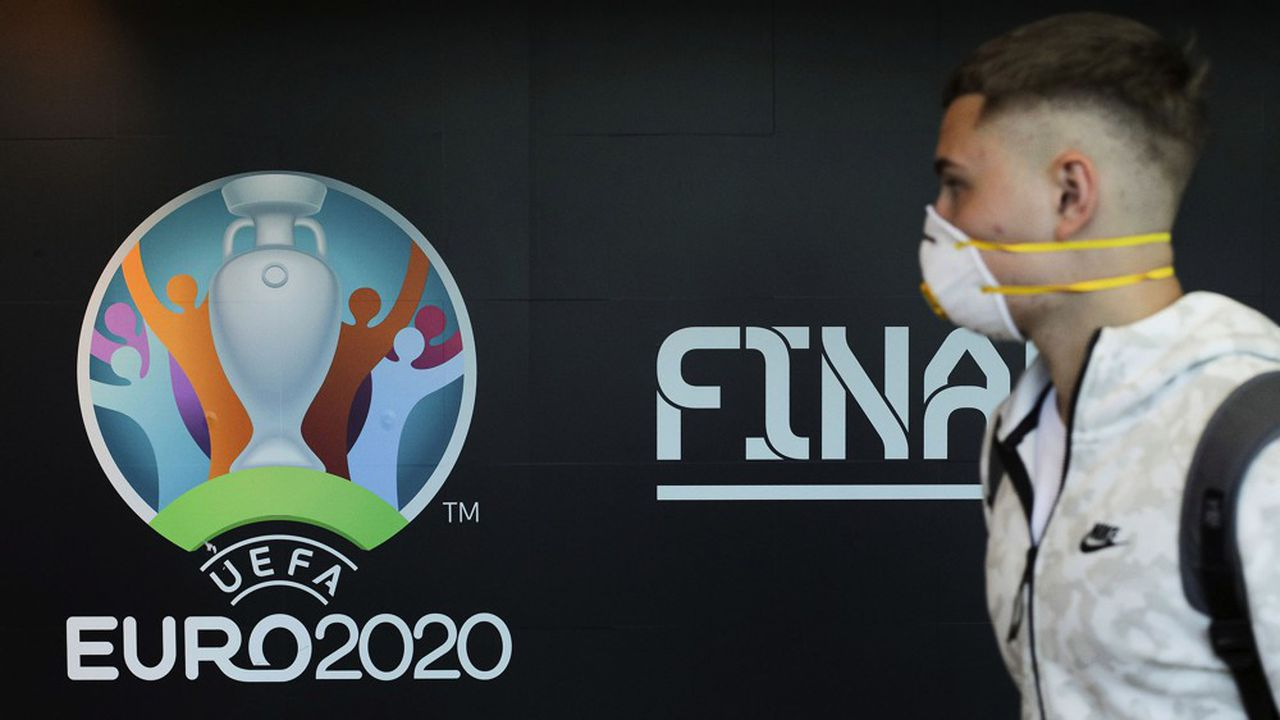 L'Euro 2020 est décalé d'un an.