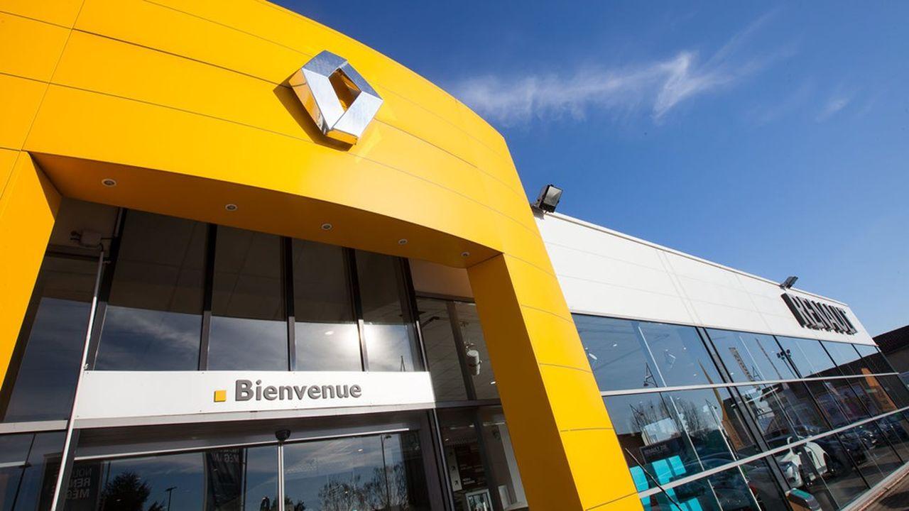 Le cours de l'action Renault a reculé de 64% depuis le début de l'année, dont -23% la semaine dernière.