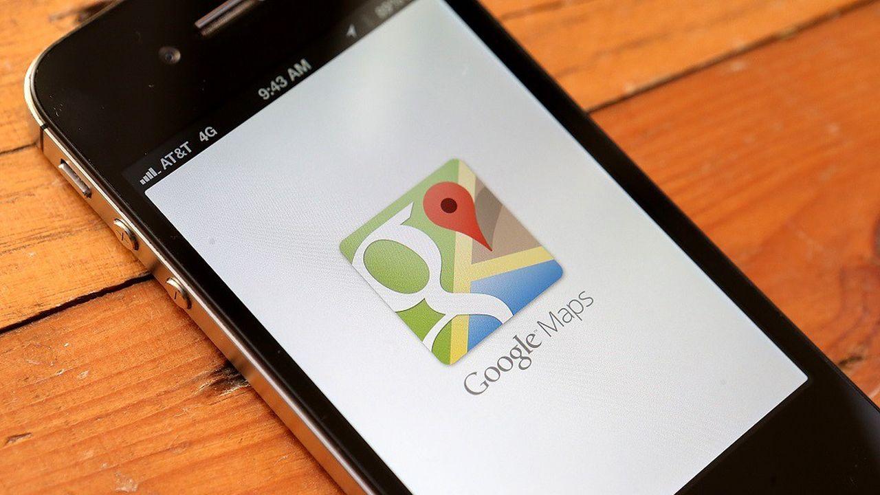 Les données issues de Google Maps intéressent les autorités sanitaires américaines.