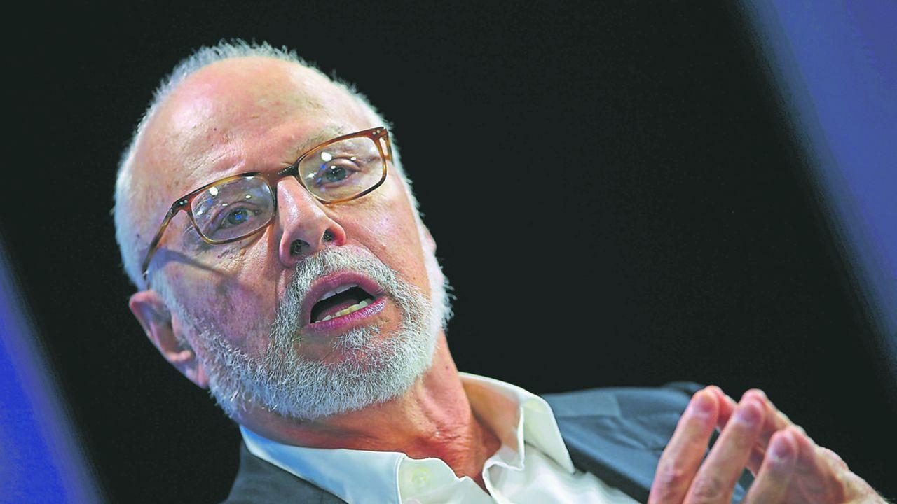 Paul Singer, fondateur et président d'Elliott.