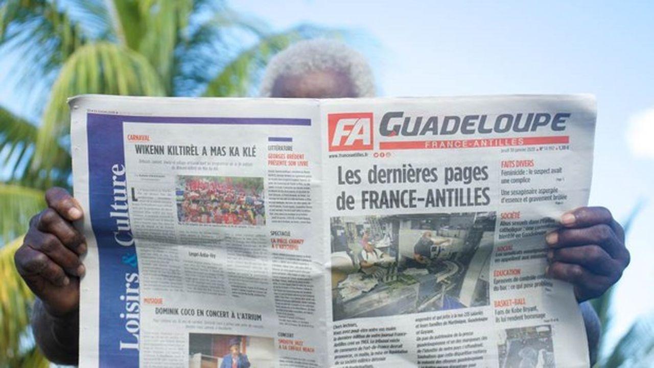 En tout, la société NJJ, holding personnel du milliardaire français, va reprendre 126 des 235 salariés du groupe qui publiait trois quotidiens dans les départements d'outre-mer (Guadeloupe, Martinique, Guyane).