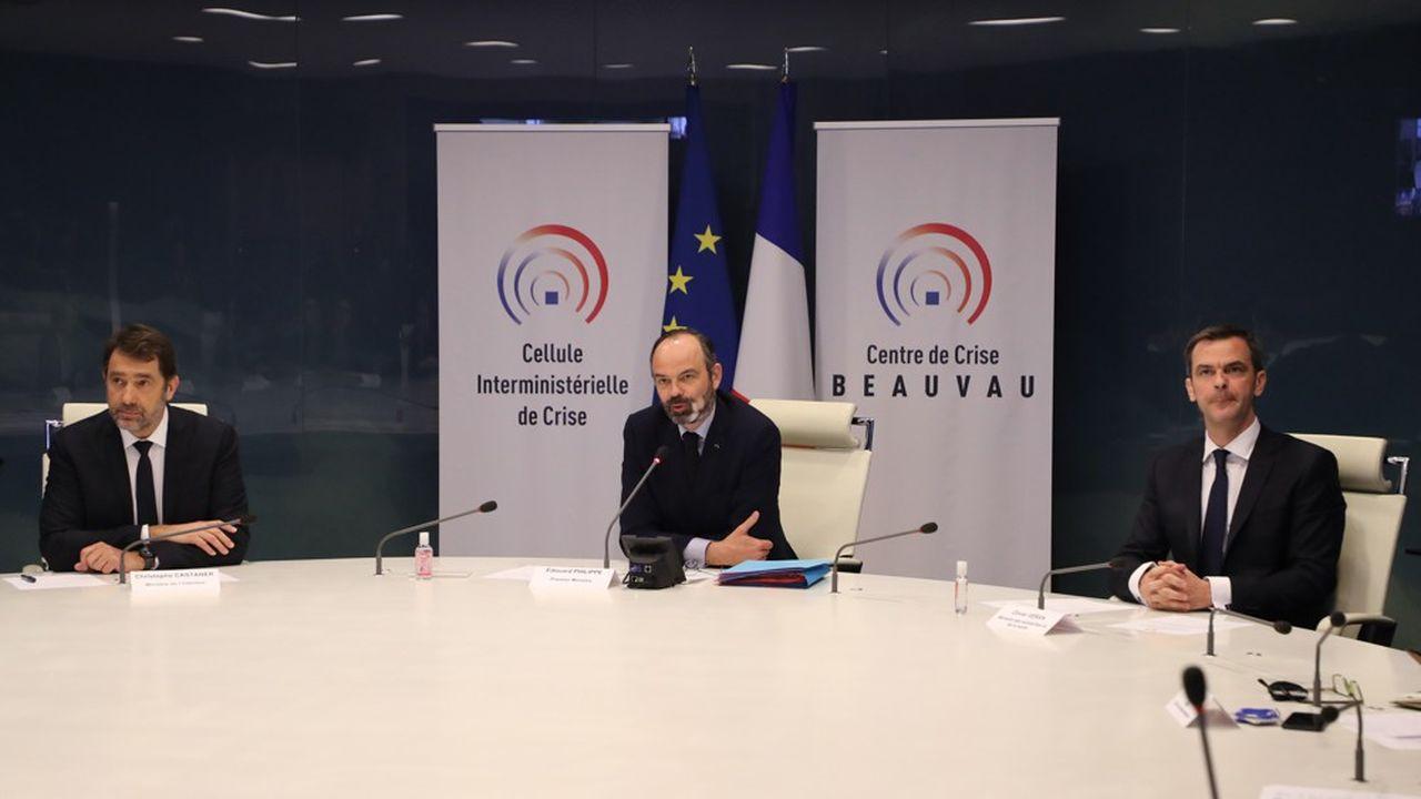 Ce mercredi est présenté en Conseil des ministres plusieurs textes de loi dont un projet de loi d'urgence pour faire face à l'épidémie de Covid-19.