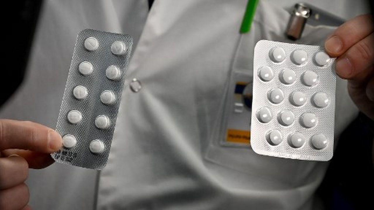 Tablette d'antipaludéen Nivaquine
