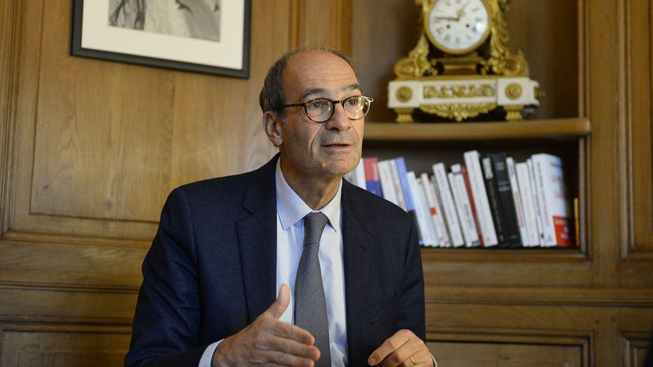 Député LR de l'Oise, Eric Woerth préside la puissante commission des Finances de l'Assemblée.