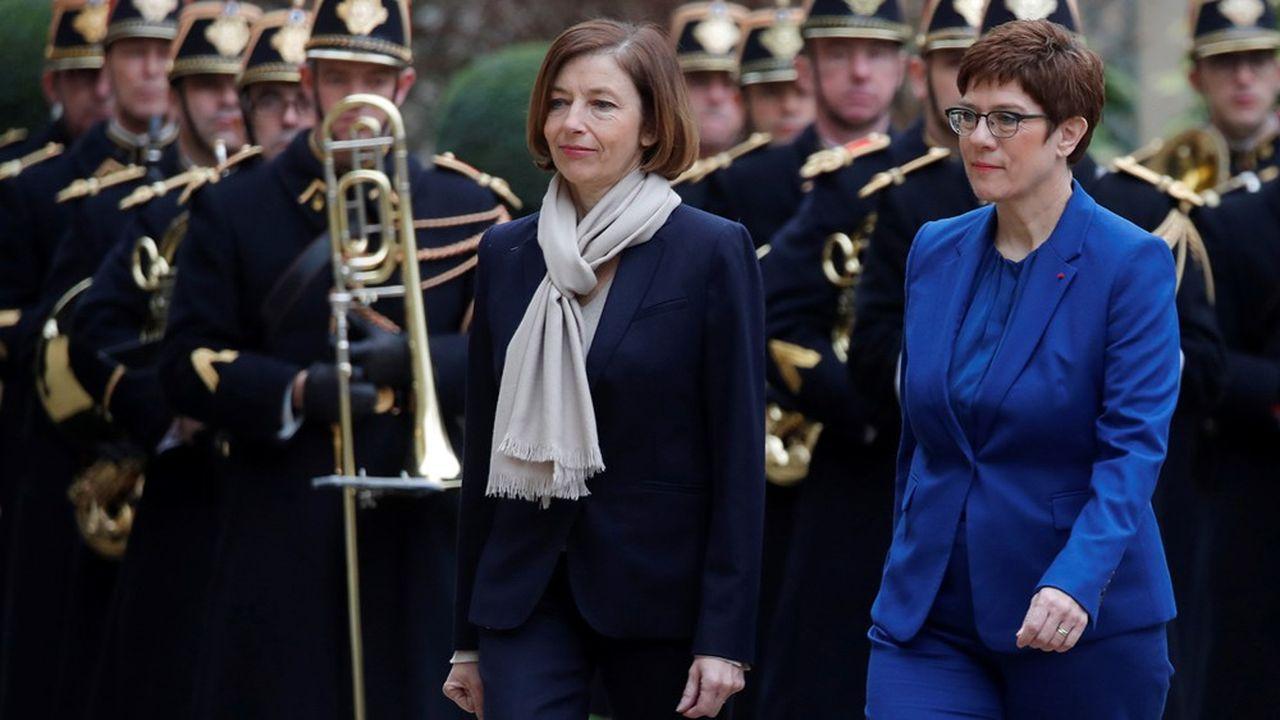 Feu vert sous condition au char du futur franco-allemand