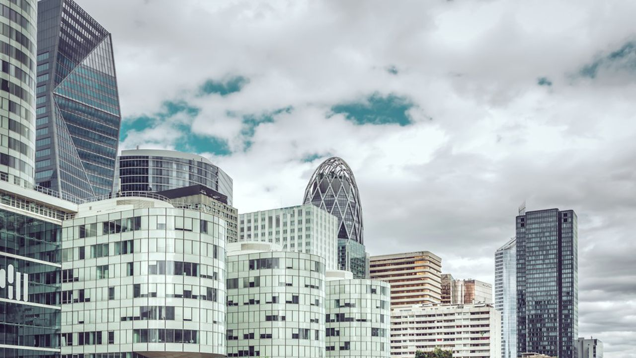 L'immobilier de bureau étant très recherché, le prix des actifs a beaucoup grimpé ces dernières années.