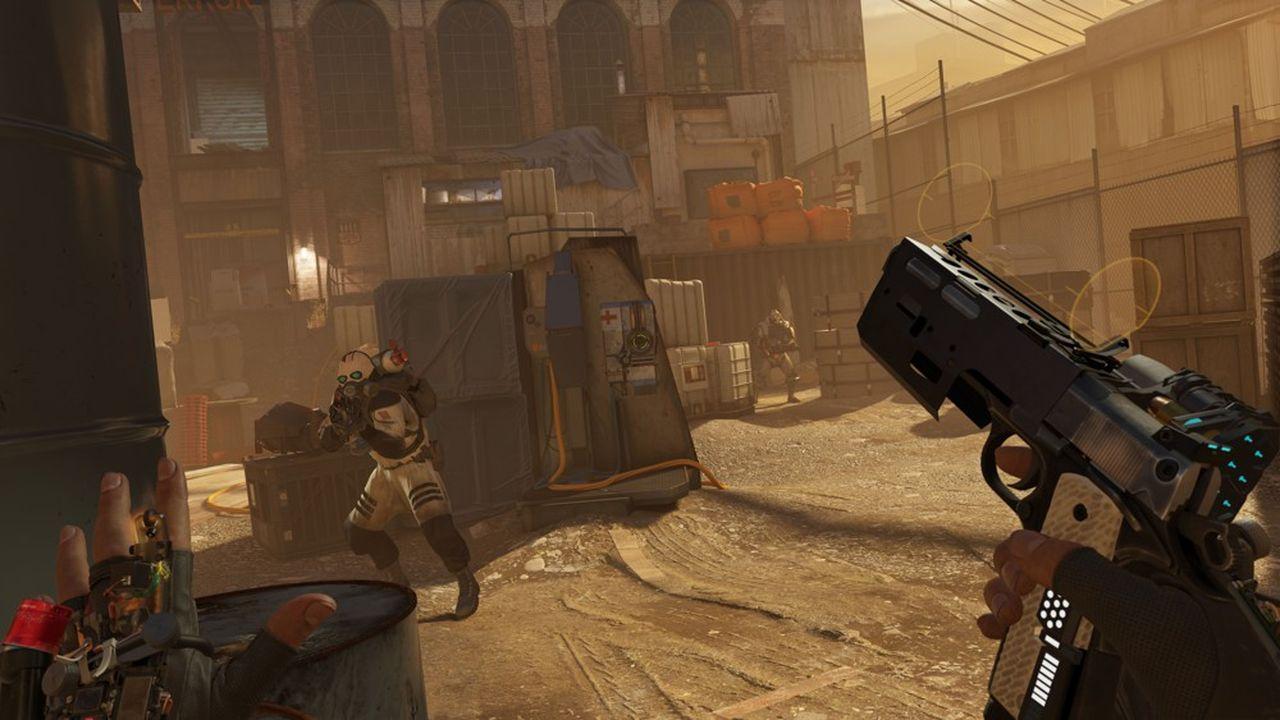 Pour ce troisième volet en vingt-deuxans de la mythique série Half-Life, l'éditeur de Counter Strike risque de regretter son audacieux pari d'en faire un jeu exclusivement en réalité virtuelle.