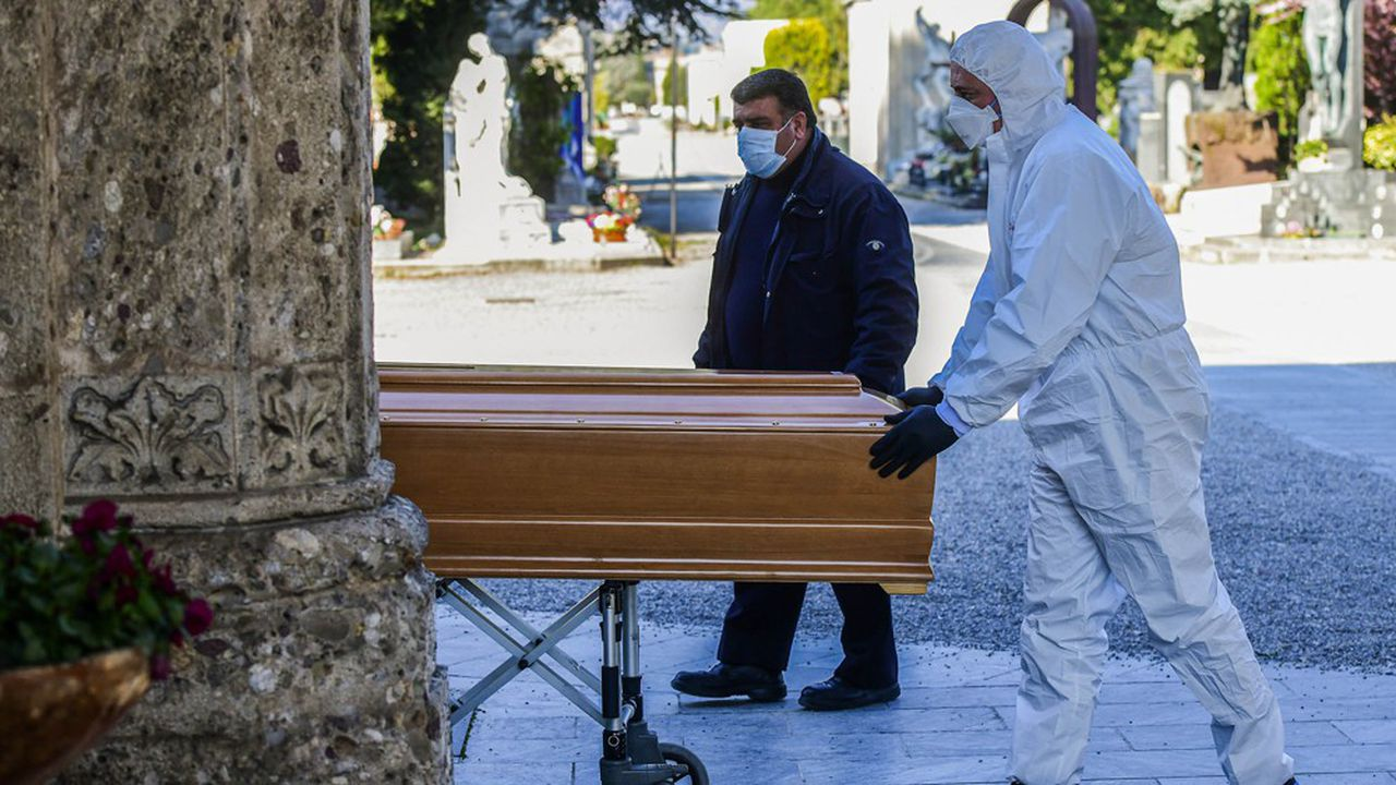 L'Italie stoppe toute activité productive non essentielle — Coronavirus