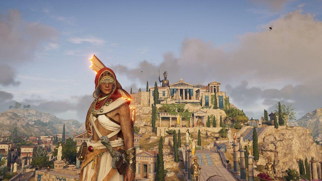 Cinq versions du jeu Assassin's Creed d'Ubisoft sont actuellement dans le Top40 des meilleures ventes sur Steam, la plateforme de vente en ligne de jeux vidéo sur PC qui vient de battre son record historique avec plus de 20,6millions de joueurs connectés simultanément ce jeudi.