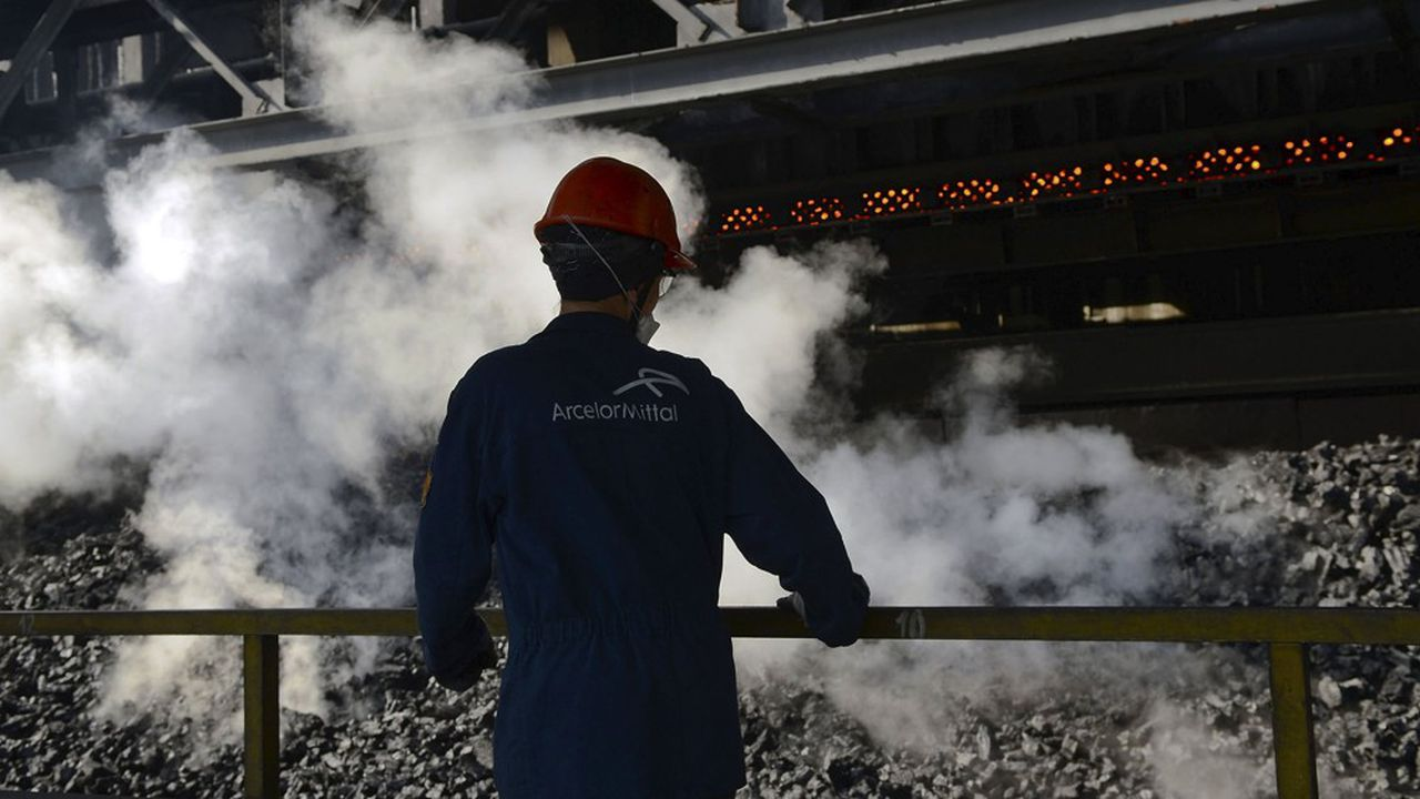 ArcelorMittal veut réduire de 15% la charge de ses usines européennes.