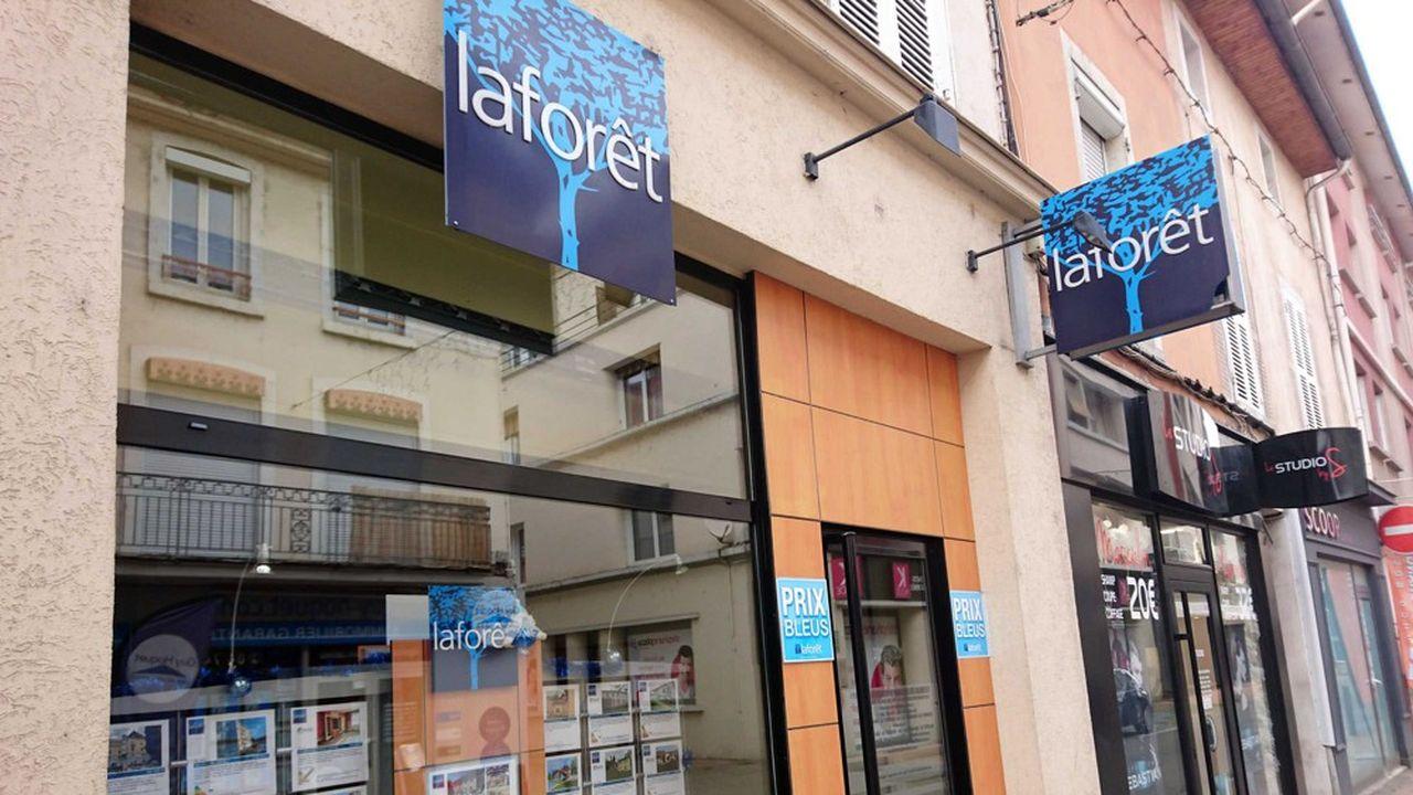 Toutes les agences immobilières de France ont dû fermer leurs portes au public.