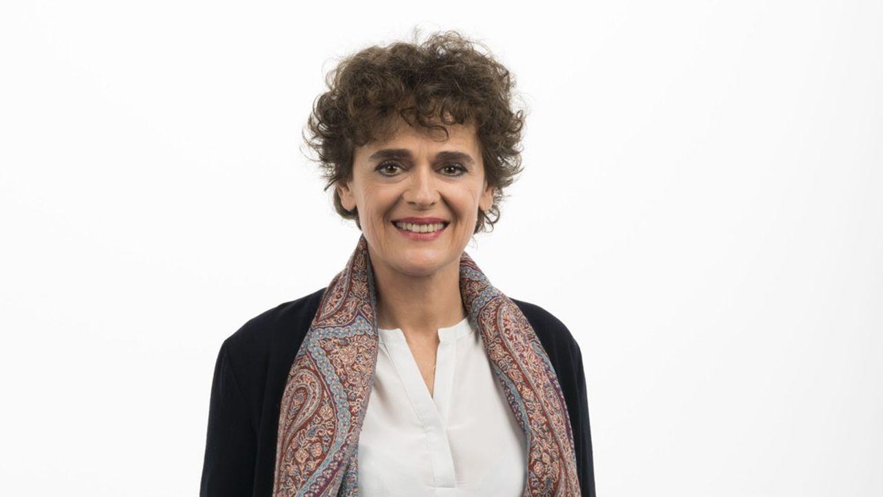 Odile Duvaux, présidente de Xenothera.