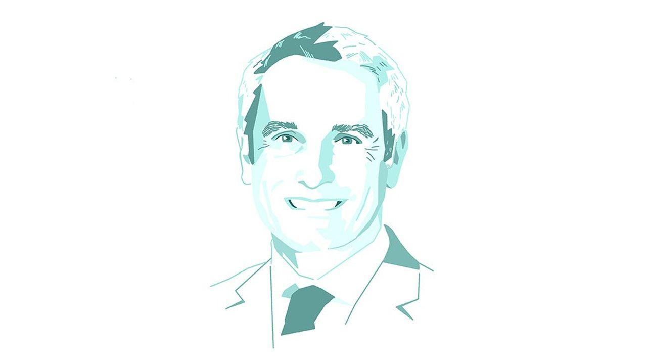 Jean Christophe Bugeon, patron de la filiale française de Smurfit Kappa.