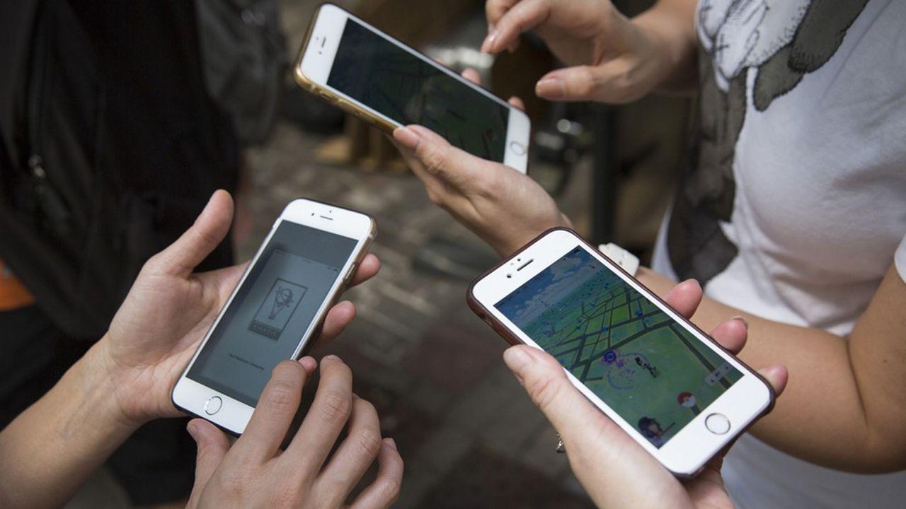 Baisse historique des ventes de smartphones — Coronavirus