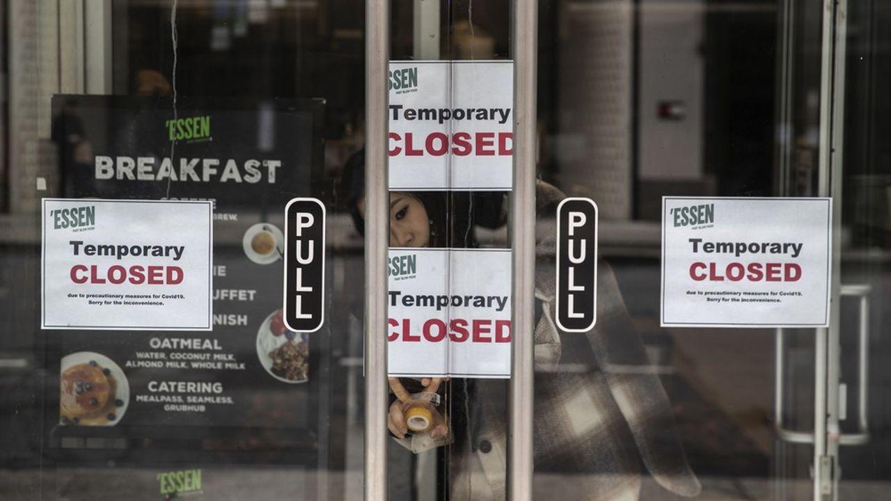 Les restaurants ferment à New York dans une ville où les habitants ont toujours préféré sortir ou se faire livrer plutôt que cuisiner.
