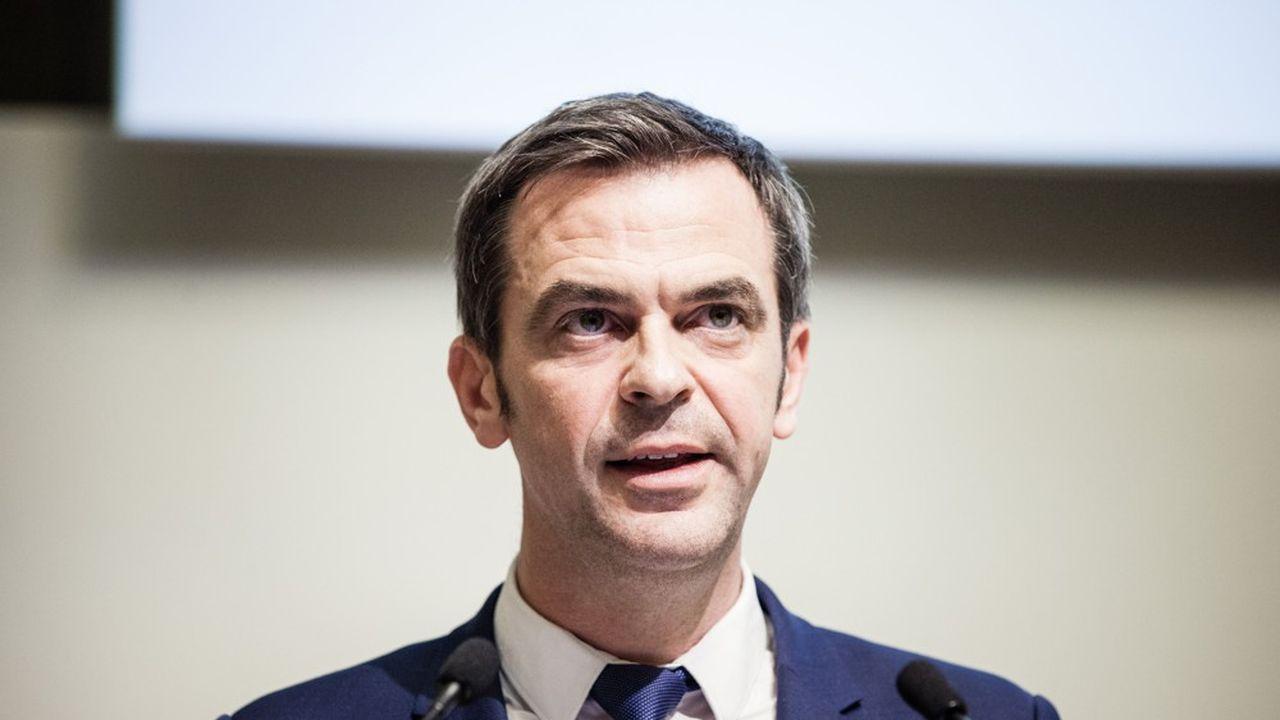 Olivier Véran, le ministre de la Santé et des Solidarités.