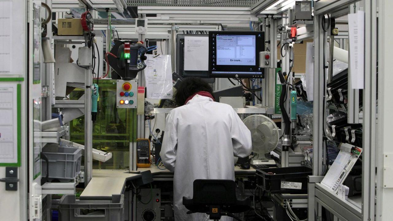 Delta Dore possède deux sites de production en France, ici l'usine de Bonnemain (Ille-et-Villaine).