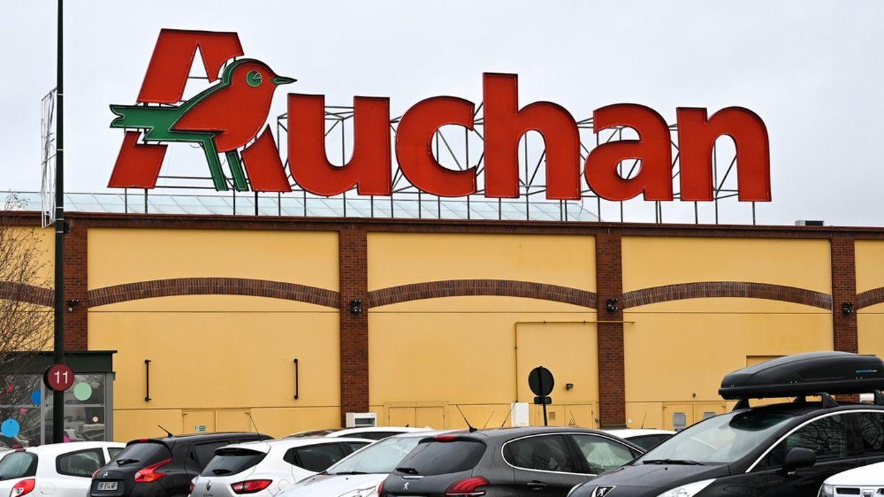 Cette prime forfaitaire concerne «l'ensemble des collaborateurs des magasins, entrepôts, drives, services de livraison à domicile et site d'e-commerce» d'Auchan en France.