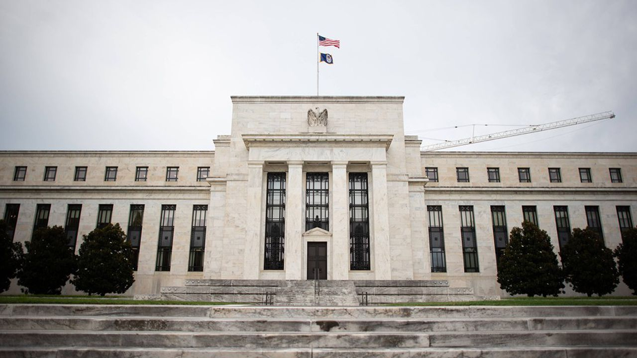 En temps de crise, la Réserve fédérale redevient la fournisseuse en dernier ressort de dollars au reste du monde