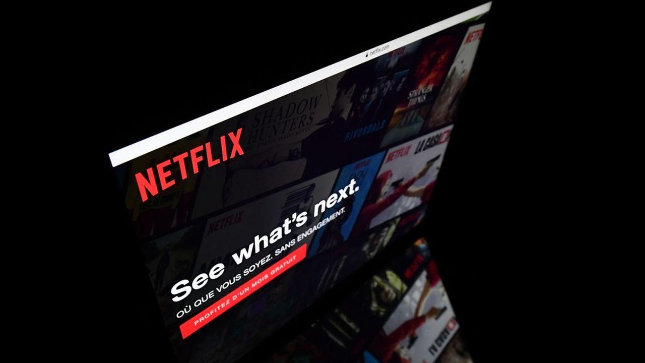 Netflix compte aujourd'hui près de 167millions d'abonnés payants dans le monde