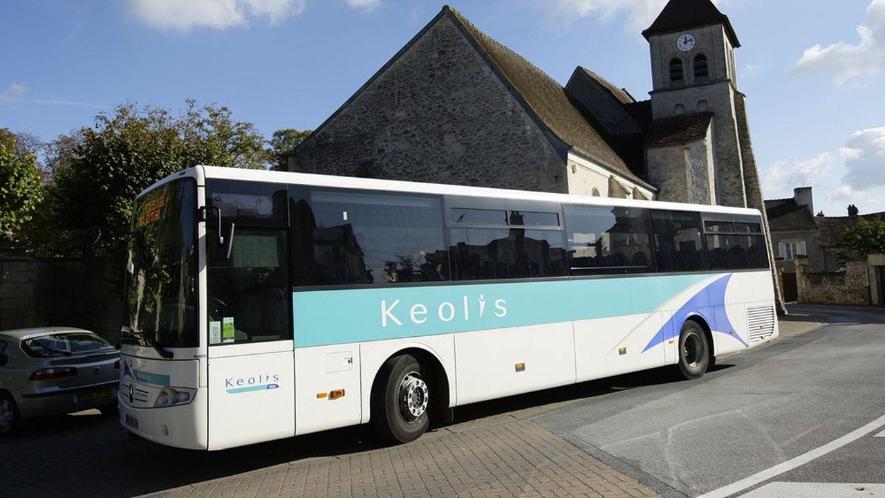 Les conducteurs d'autocar d'appoint sont souvent recherchés par les transporteurs.