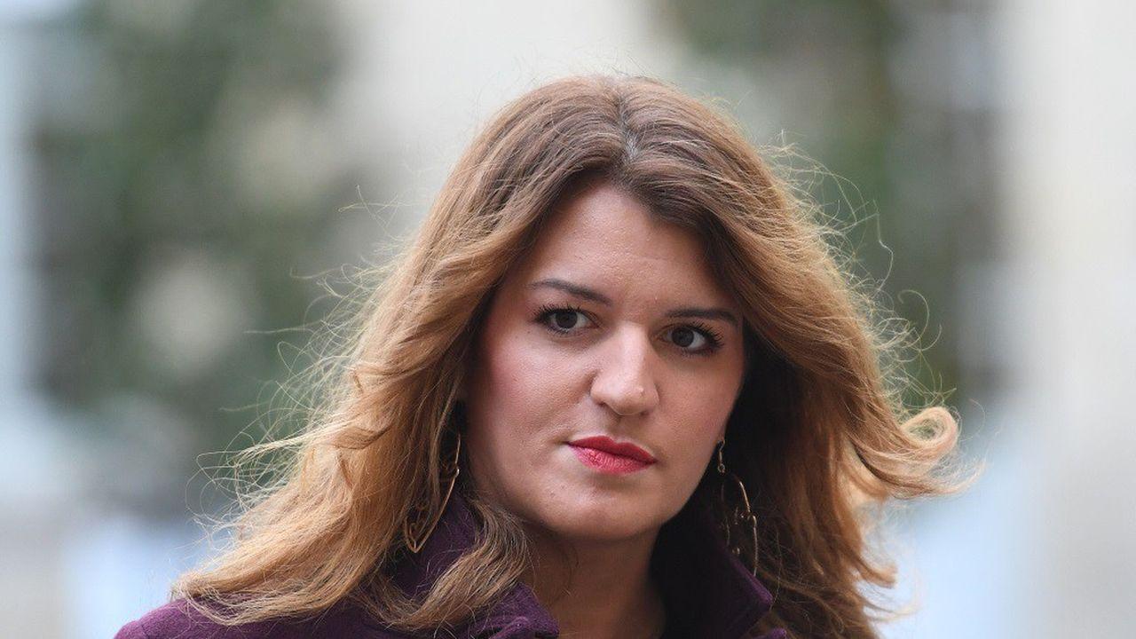 Marlène Schiappa a tenu a rappelé que tous les dispositifs de lutte contre les violences conjugales restaient actifs durant la période de confinement.