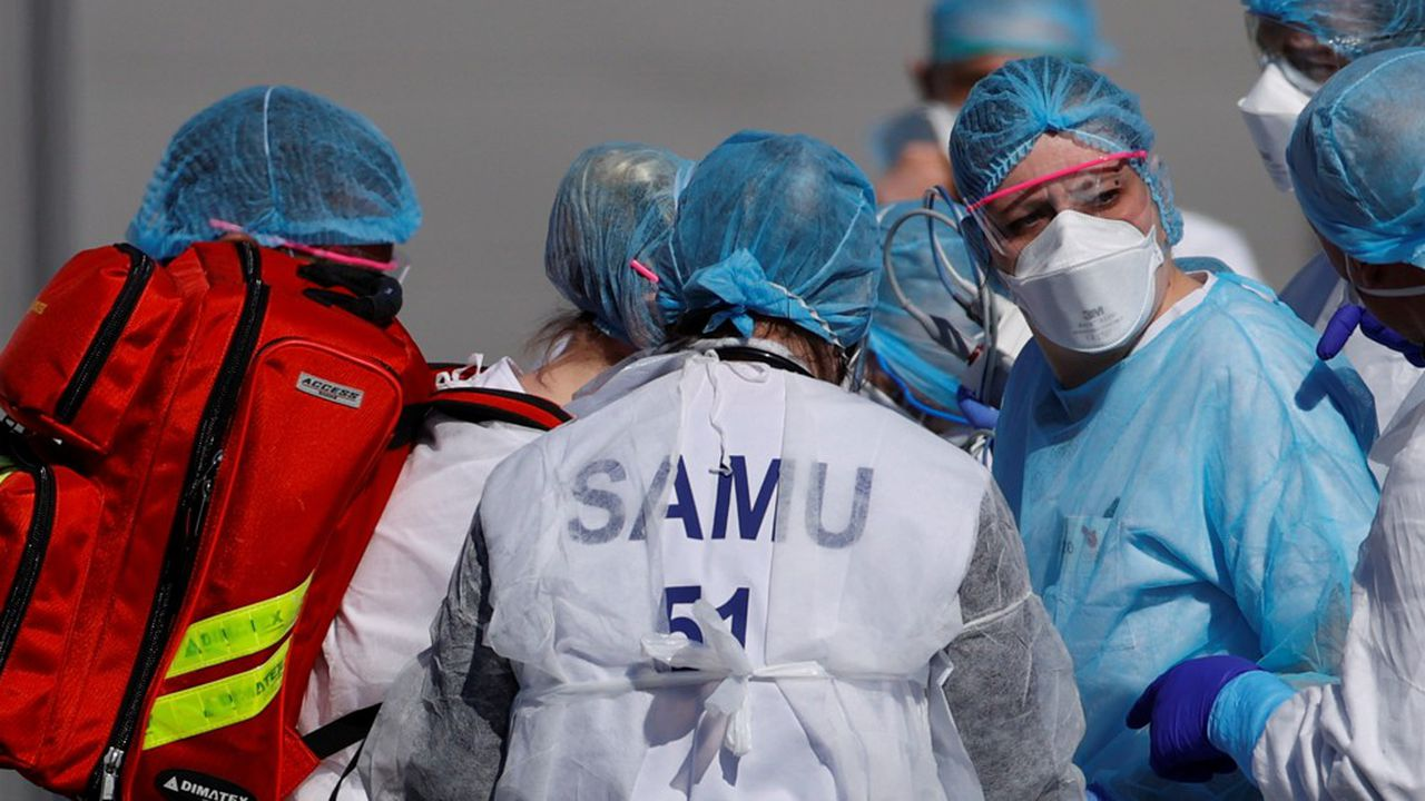 Plus de 3.000 nouveaux cas de Covid-19 ont été recensés en France au cours des dernières 24heures.