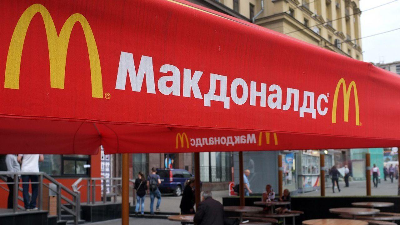 Le premier McDonald's de Russie a ouvert ses portes en 1990 à Moscou.